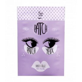 Patchs hydrogel yeux anti âge